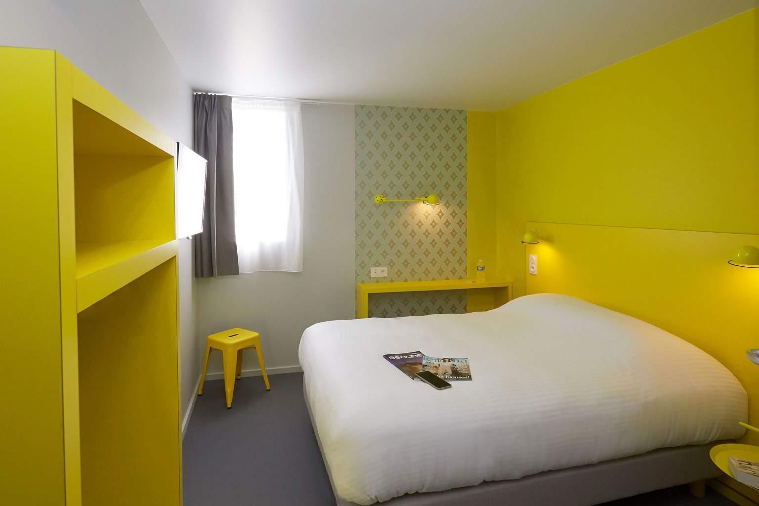 Chambre COTO HOTEL Beaune, Hôtel 2 étoiles Pas Cher à Beaune