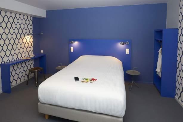 COTO HOTEL Beaune, Zimmer für Personen mit eingeschränkter Mobilität